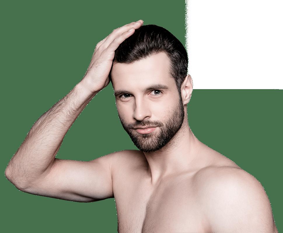 modelo hombre | Clínica de Medicina y Cirugía Estética Golden