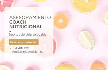 asesoramiento coach nutricional   Clínica de Medicina y Cirugía Estética Golden