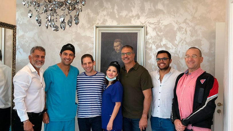 israel | Clínica de Medicina y Cirugía Estética Golden